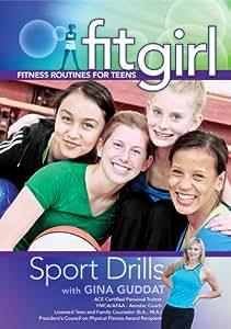 Fitgirl: Sport Drills - Kids and Teens Fitness