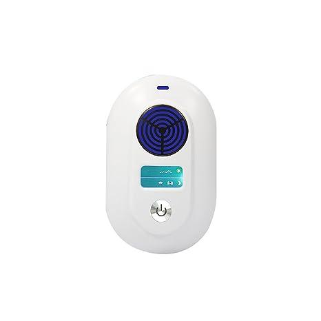 Nueva actuador – ultrasónico plaguicidas, Electronic plug-in ratón controlador Control con 8 Insectos