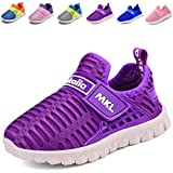 LINE BLUE Pure Color Kids Shoes Breathable...