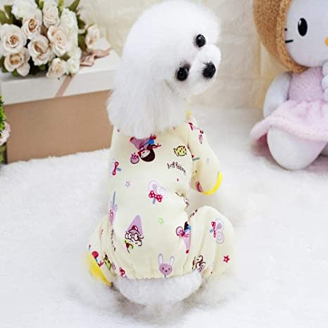 GOUSHENG-Costumes Mascotas Vestidos Lindo Perro Mascota Ropa ...