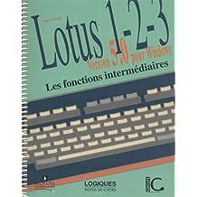 Lotus 1-2-3 v.5.0 windows intermediaires