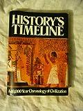 History's Timeline, Jean Cooke and Ann Kramer, 0517340003