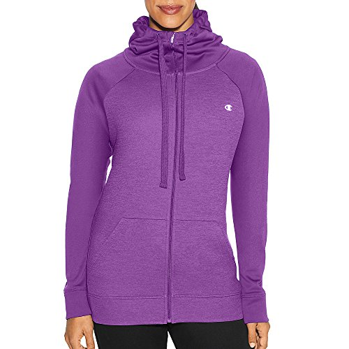 Champion Women Tech Fleece Full Zip Jacket
