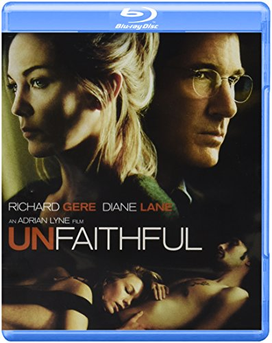 Blu-ray : Unfaithful (, Dubbed, Dolby, AC-3, Digital Theater System)