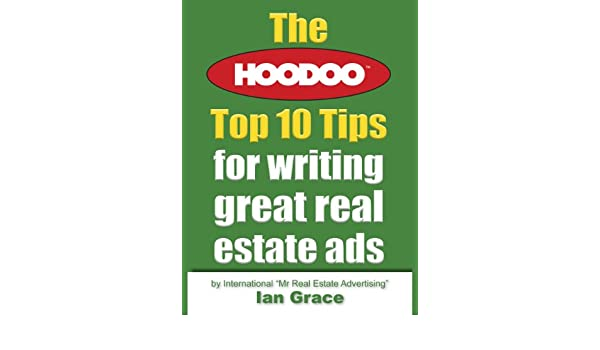 Amazon com: The (HOODOO) Top Ten Tips for Writing Great Real
