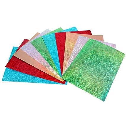 CI Tarjeta holográfica, 30 x 20 x 0,5 cm, A4, Multicolor ...