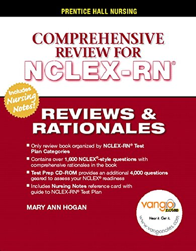 Prentice Hall's Comprehensive Review For NCLEX-RN: Reviews & Rationales