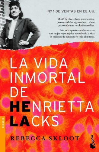 Books : La vida inmortal de Henrietta Lacks
