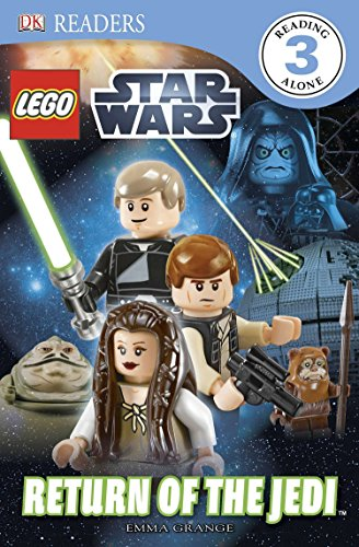 DK Readers L3: LEGO Star Wars: Return of the Jedi (DK Readers Level 3) (Star Wars Return Of The Jedi Leia)