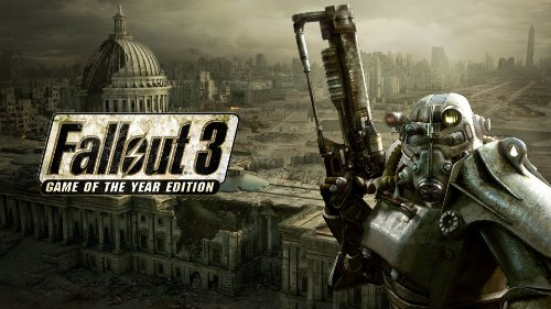 Fallout 3 Game of the Year [Online Game Code]