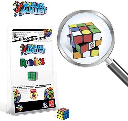 Rubik´s-El Cubo Rubiks más pequeño del Mundo (Goliath 33500048): Amazon.es: Juguetes y juegos