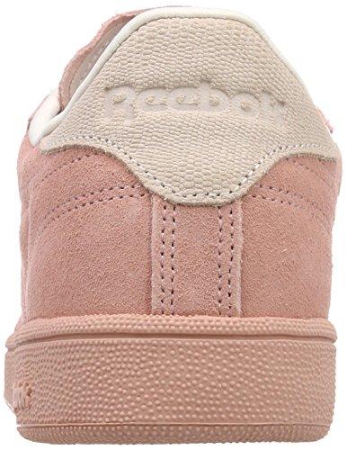 Rosa Nbk Chalk Pink Pink para Tenis Mujer de 000 85 Zapatillas Club Pale C Reebok ZqwTHzB