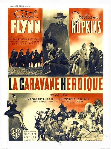 The Adventures of Robin Hood Poster Movie Foreign 11x17 Errol Flynn Olivia de Havilland