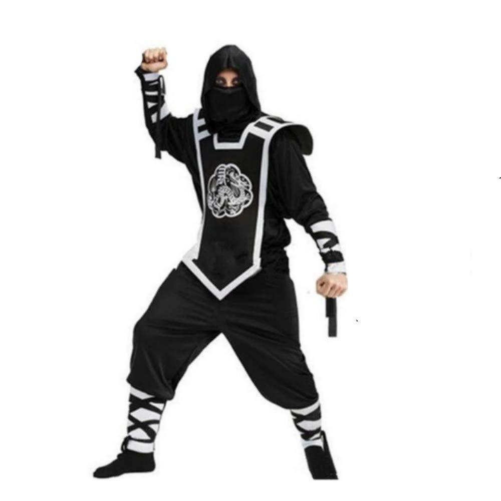 Amazon.com: Newest Halloween Adult Mens and Women Black ...