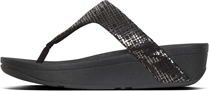 6c621322e Fitflop Women s s Lottie Chain Print Open Toe Sandals  Amazon.co.uk  Shoes    Bags