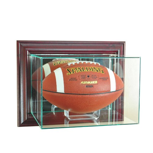 Wall Mounted Football Case (Football Wall Mounted Glass Display Case)