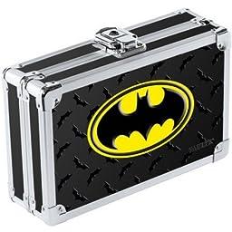 Vaultz Locking Pencil Box, Batman Yellow