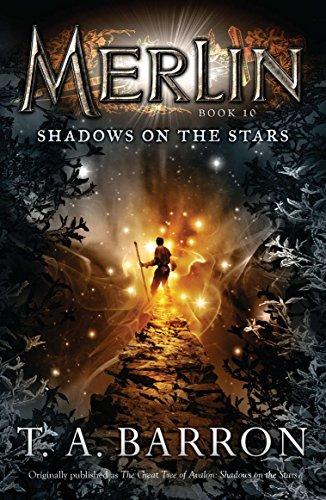 Shadows on the Stars: Book 10 (Merlin Saga)