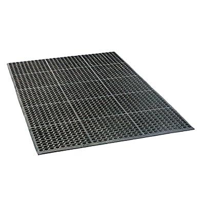 Industrial Rubber Floor Mat 3 ft. x 5 ft.