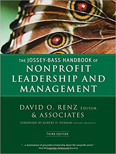 The jossey bass handbook of nonprofit leadership and management the jossey bass handbook of nonprofit leadership and management 3rd edition fandeluxe Images