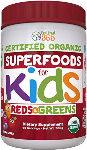 USDA Organic Kids Superfood