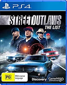 Street Outlaws (PS4)