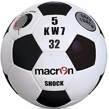Macron Balón de fútbol Shock KW7 tamaño 5: Amazon.es: Deportes y ...