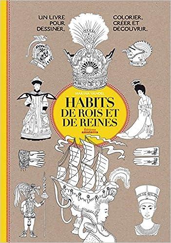 Habits de rois et de reines: Amazon.fr: Marina Vandel: Livres
