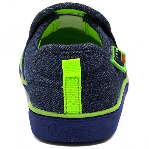 Naturino Express Zani by Slip On Shoe with Twin Elastic Gore by Naturino Express (Image #3)