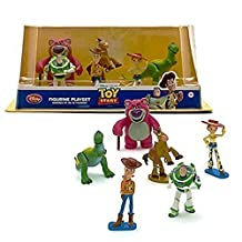 Official Disney Toy Story 6 Figurine Playset by Disney