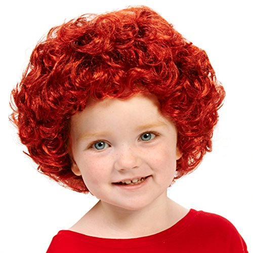 Dream Weavers Costumers Annie Child Dress Up Wig