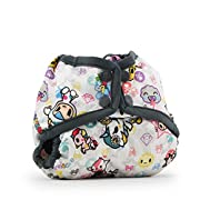 Rumparooz Newborn Cloth Diaper Cover Snap, tokiBambino - Castle