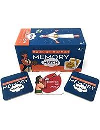 Book of Mormon Memory Match