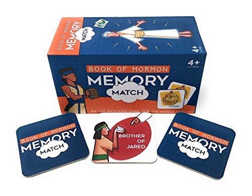 Book of Mormon Memory Match ()