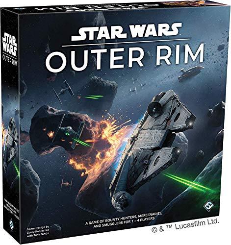 Star Wars: Outer Rim from Fantasy Flight Games