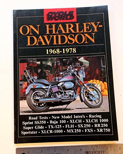 1968 Harley Davidson - 7