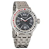 Vostok Amphibia Russian Army Divers Watch WR200m Mechanical Automatic AUTO #420510