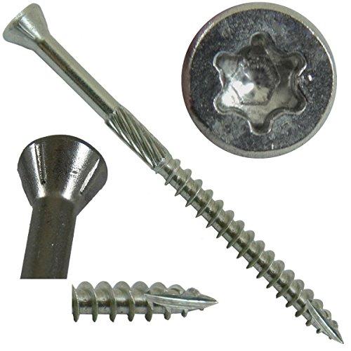9-x-2-1-2-silver-star-stainless-steel-trim-head-screw-torx-star-drive-head-1-pound-stainless-steel-t