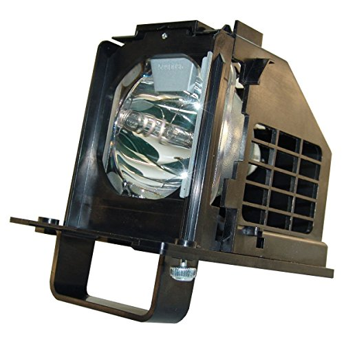 WOWSAI TV Replacement Lamp in Housing Mitsubishi WD-60638, WD-60738, WD-60C10, WD-65638, WD-65738, WD-65838, WD-65C10 Televisions ()