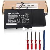 SWEALEER Compatible B31N1402 Q551L Battery if Applicable Asus Notebook Q552uB Q551LN Q551 N591LB B31Bn9H Laptop Replacement for 0B200-01050000 0B200-01050000M [New Li-ion 11.4V 48Wh/4110mAh B31N1402]