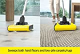 Karcher KB5 Cordless Sweeper, Yellow
