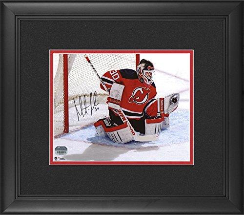 Martin Brodeur New Jersey Devils Framed Autographed 8