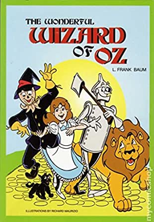 The Wonderful Wizard of Oz (Annotated) (Oz books Book 1) (English ...