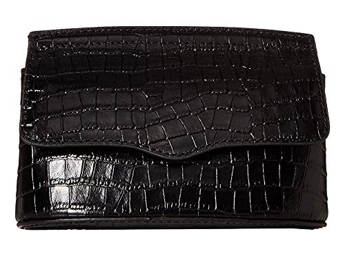 Rebecca Minkoff Women's 20 mm Belt Bag Black SM