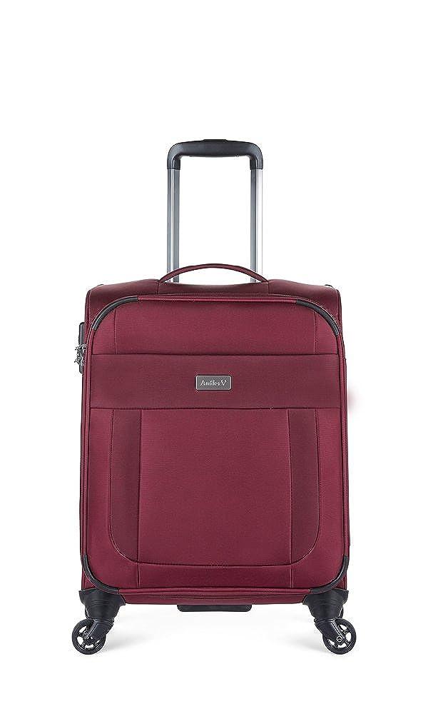 アントラートランスクリプト - 手荷物、色:ボルドー、サイズ:55 x 40 x 20 B071Y4R1R1