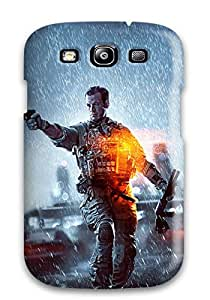 Hot 3141139K66328431 Case Cover Battlefield 4/ Fashionable Case For Galaxy S3