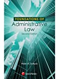 Foundations of Administrative Law, Peter Schuck, 1422499405