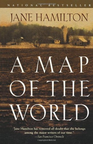 (A MAP OF THE WORLD ) BY Hamilton, Jane (Author) Paperback Published on (12 , 1999)