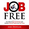 Job Free: Four Ways to Quit the Rat Race and Achieve Financial Freedom on Your Terms Audiobook by Jake Desyllas Narrated by Jake Desyllas