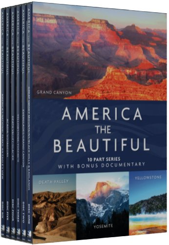 National Parks Collection - America The Beautiful: National Parks Collection